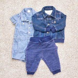 🐤GAP and GYMBOREE Set